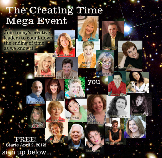 Creating Time Mega Event