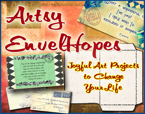 Artsy EnvelHopes...plus the ARTpreciation Bonus Bundle!
