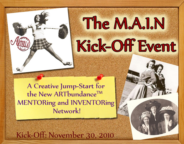 The M.A.I.N. Kick-Off Event